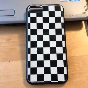 EUC Brandy Melville iPhone 7/8 case.